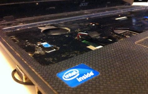 Oprava notebooku Acer v Praze