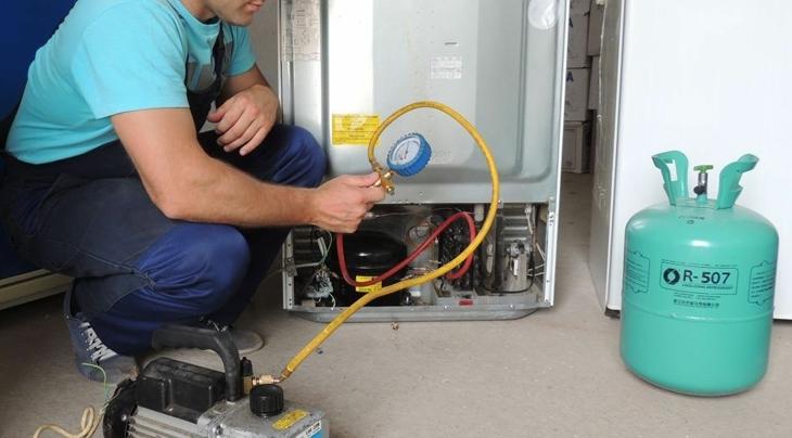 Oprava chladniček v Praze
