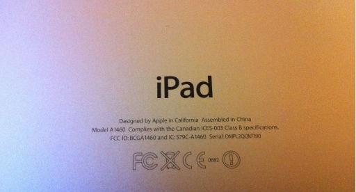Výměna skla iPad Praha