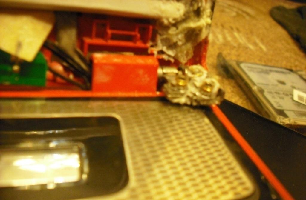 Oprava notebooku Fujitsu Siemens E8110