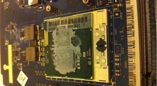 Oprava notebooku Toshiba v Praze