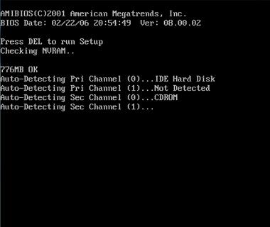 Černá obrazovka, nezapina se notebook